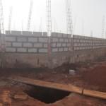 Baustelle 6. Juli 2015