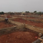 Baustelle Juni 2015