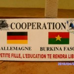 Deutsch-burkinische Kooperation